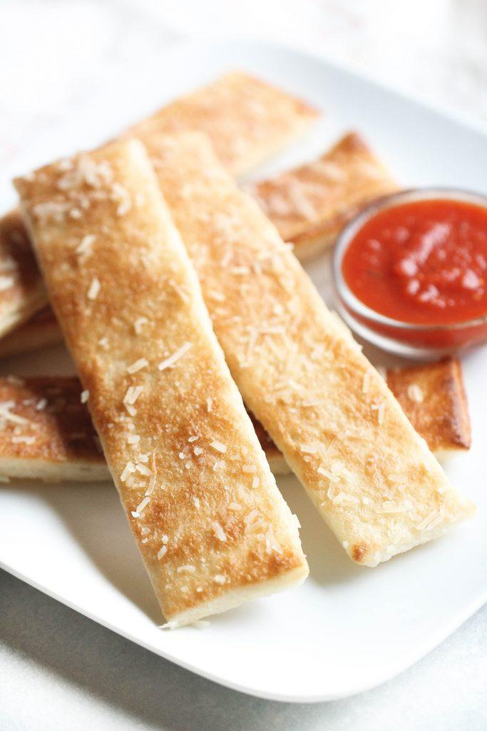 Crazy Bread Recipe  Copycat Little Caesars Crazy Bread Recipe – Six Sisters Stuff