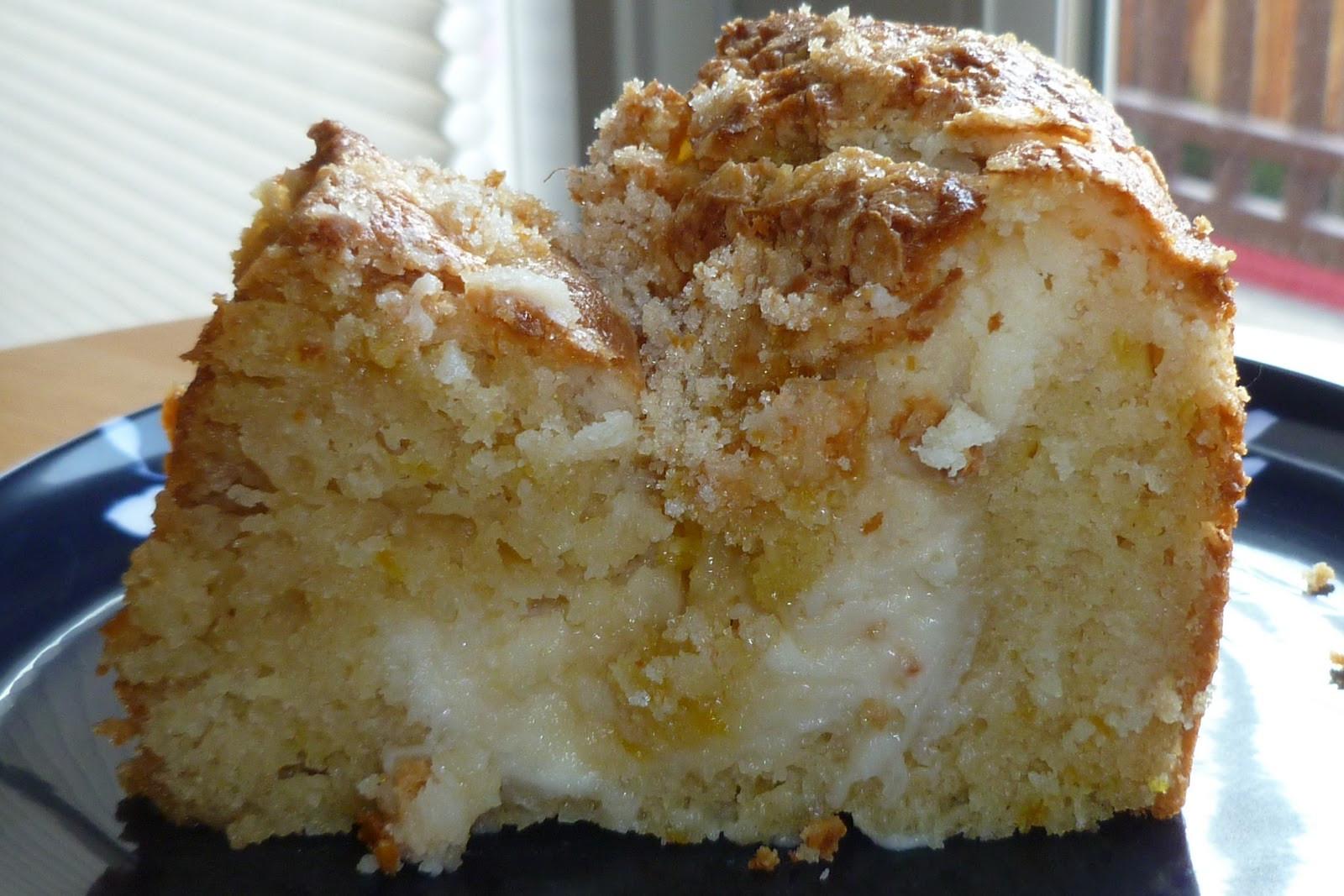 Cream Cheese Coffee Cake  The Pastry Chef s Baking Cream Cheese Coffee Cake