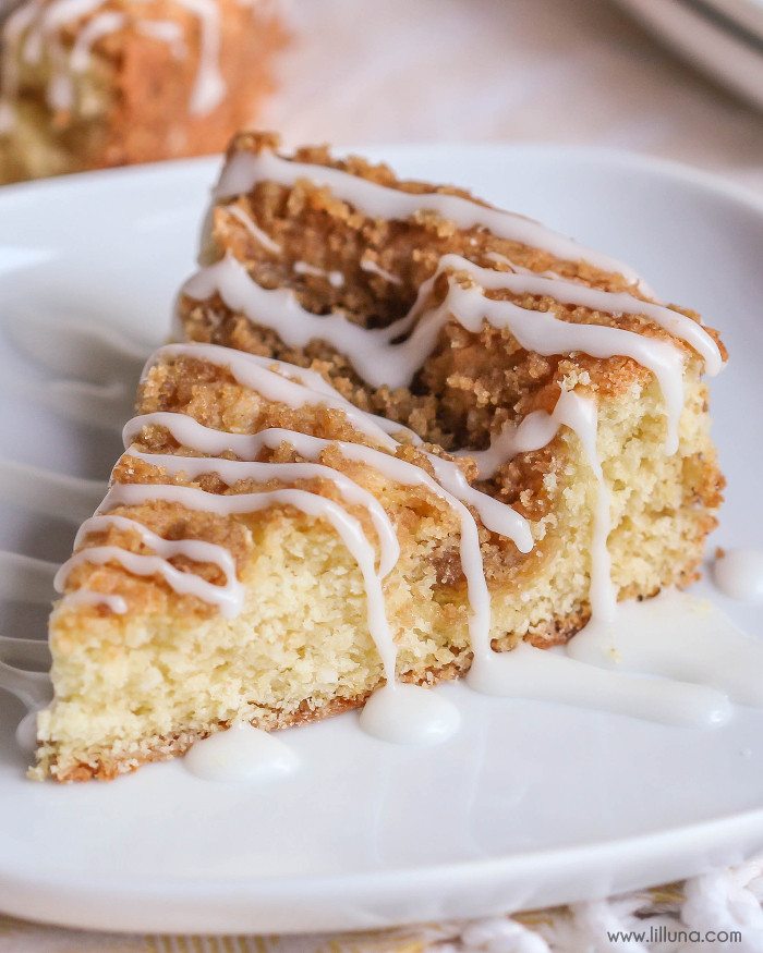 Cream Cheese Coffee Cake  Cream Cheese Coffee Cake Lil Luna