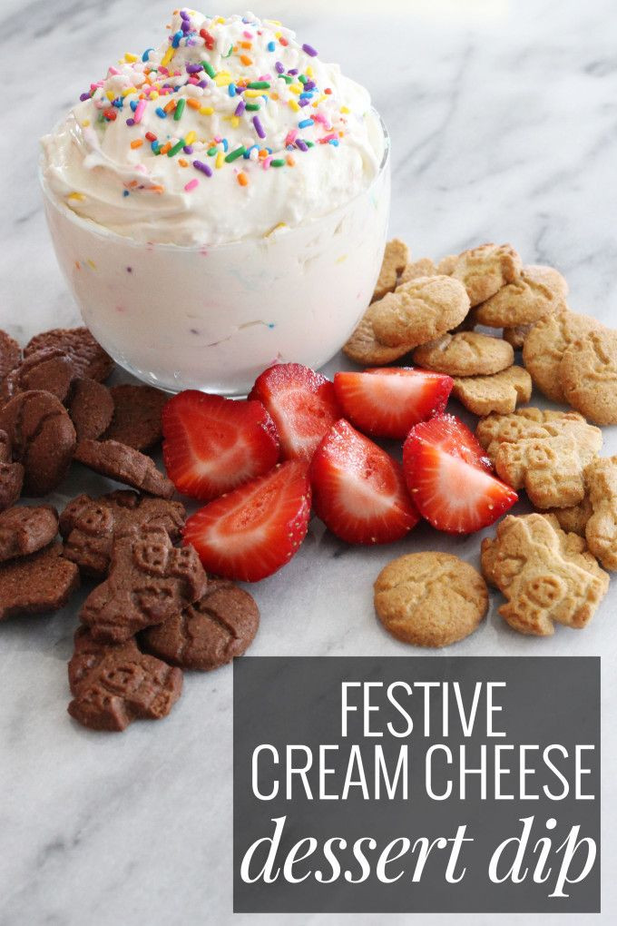Cream Cheese Dessert Dip  17 Best images about Dessert Recipes on Pinterest