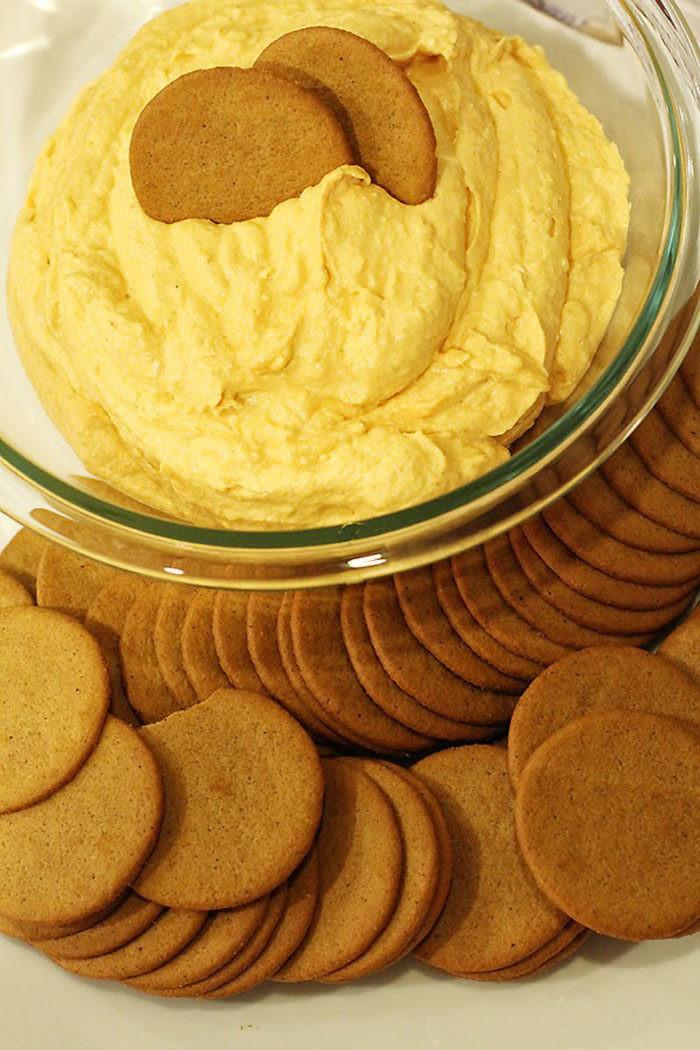 Cream Cheese Dessert Dip  The Friday Edit