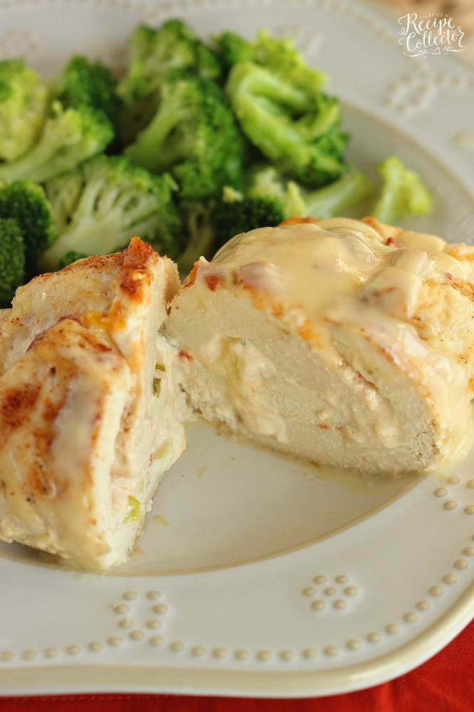 Cream Cheese Dinner Recipes  Stuffed Cream Cheese Chicken Pinwheels Diary of A Recipe
