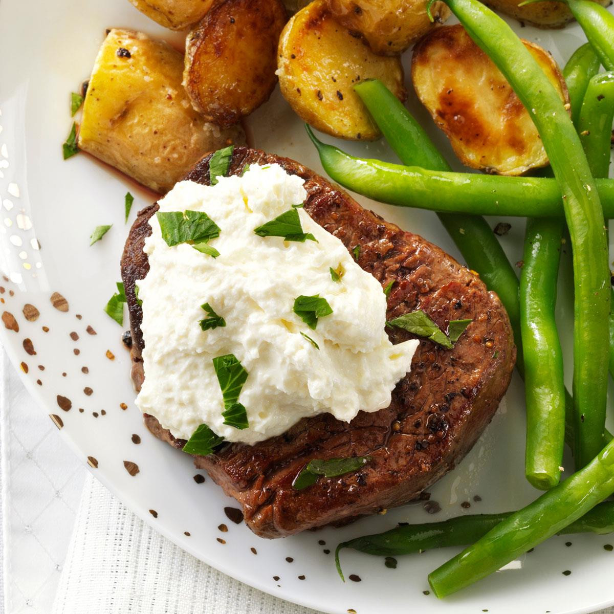 Cream Cheese Dinner Recipes  Tenderloin with Horseradish Cream Cheese Recipe
