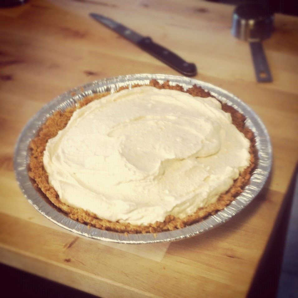 Cream Cheese Pumpkin Pie  Shades of Gray Cream Cheese Pumpkin Pie