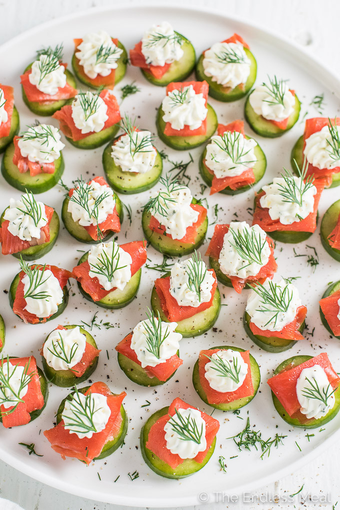 Cream Cheese Recipes Appetizers  smoked salmon and cream cheese recipes appetizers