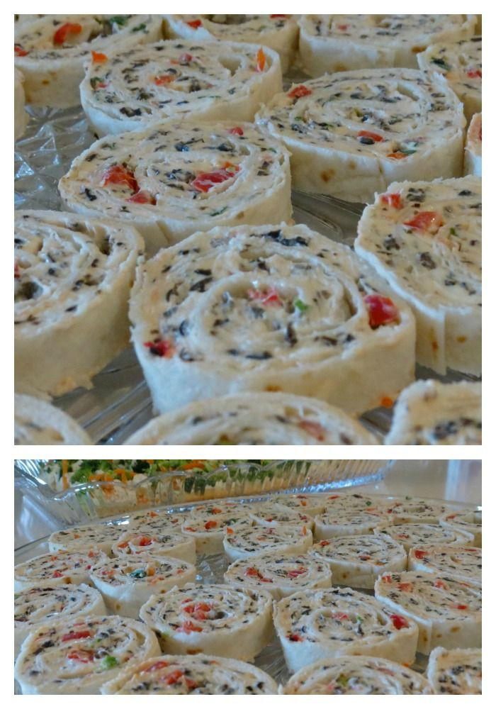 Cream Cheese Recipes Appetizers  party cream cheese pinwheels