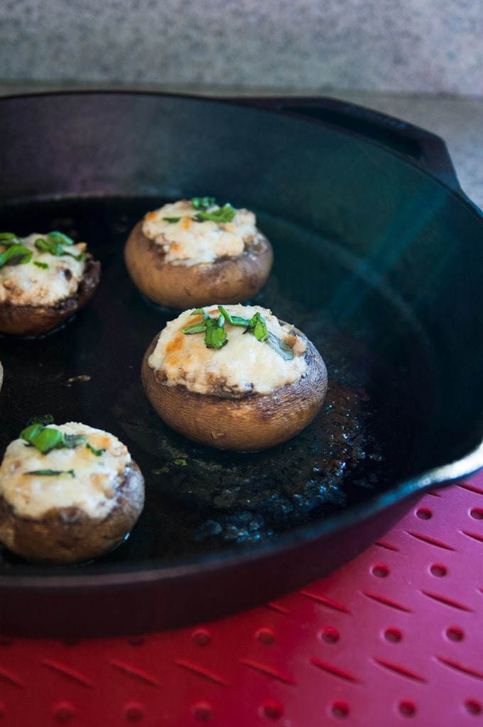 Cream Cheese Stuffed Mushrooms  Stuffed Mushrooms with Cream Cheese