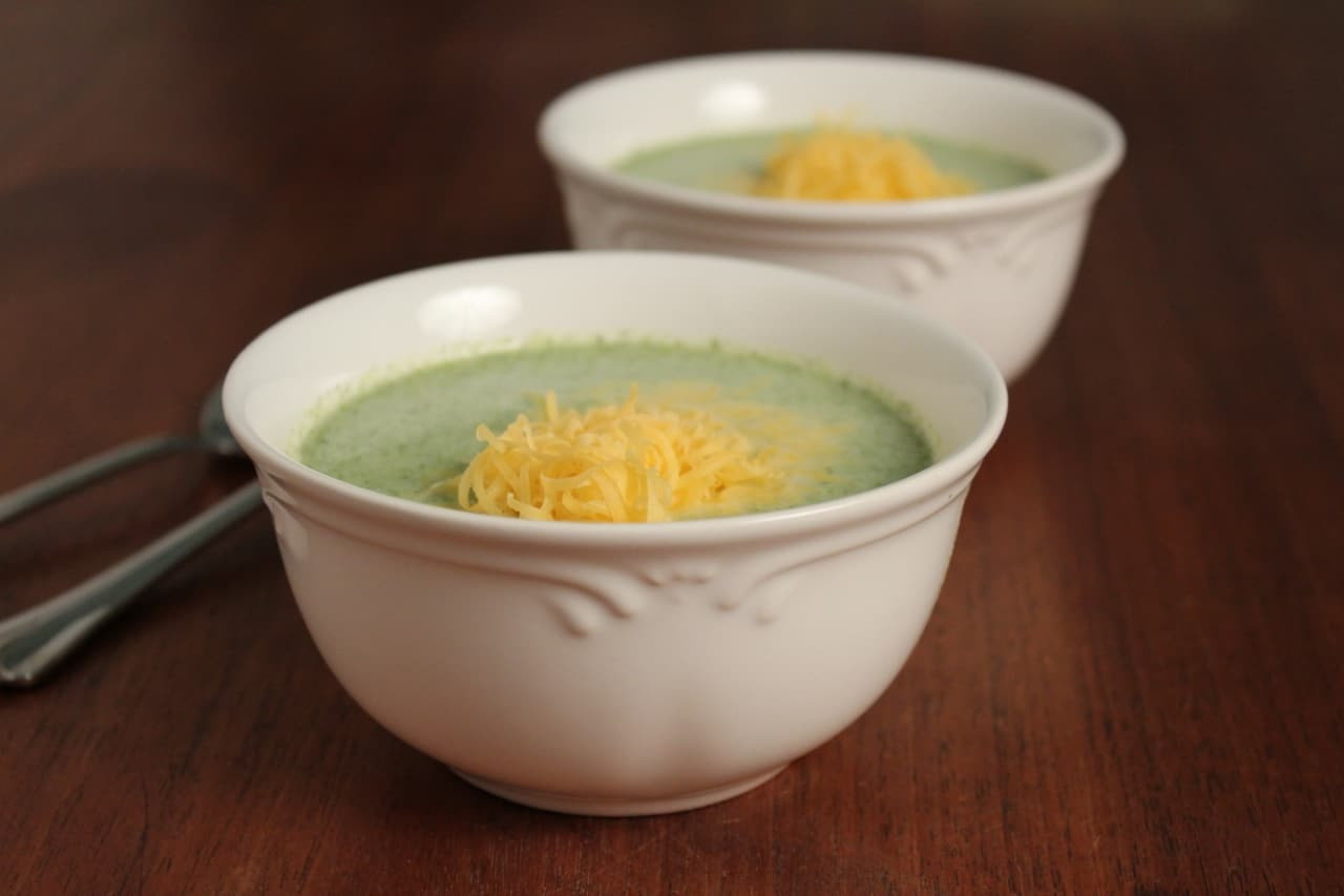 Cream Of Broccoli Soup Recipe  Easy Cream of Broccoli Soup Cooks Recipe Collection