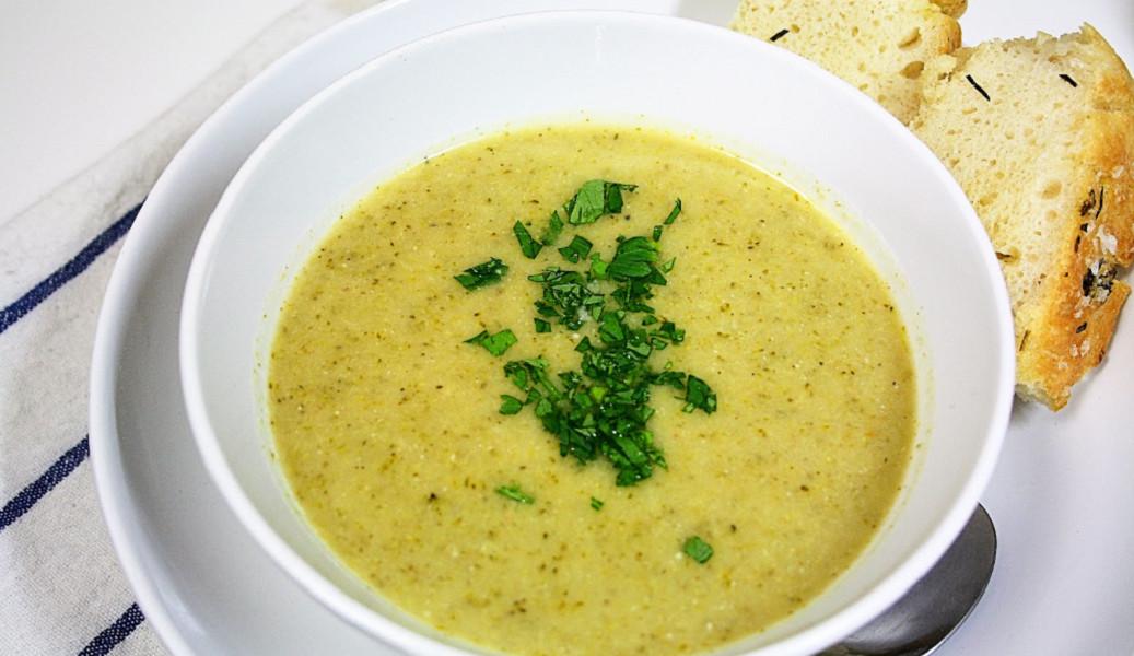 Cream Of Broccoli Soup Recipe  best cream of broccoli soup