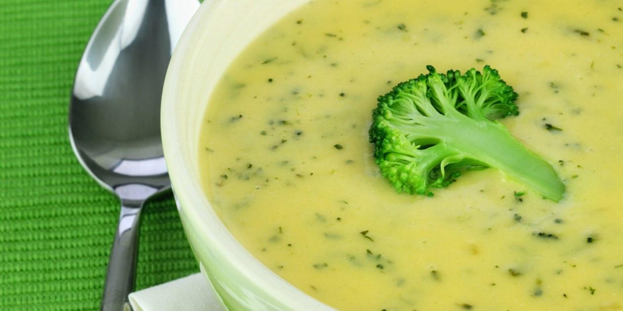 Cream Of Broccoli Soup Recipe  Cream of Broccoli Soup recipe