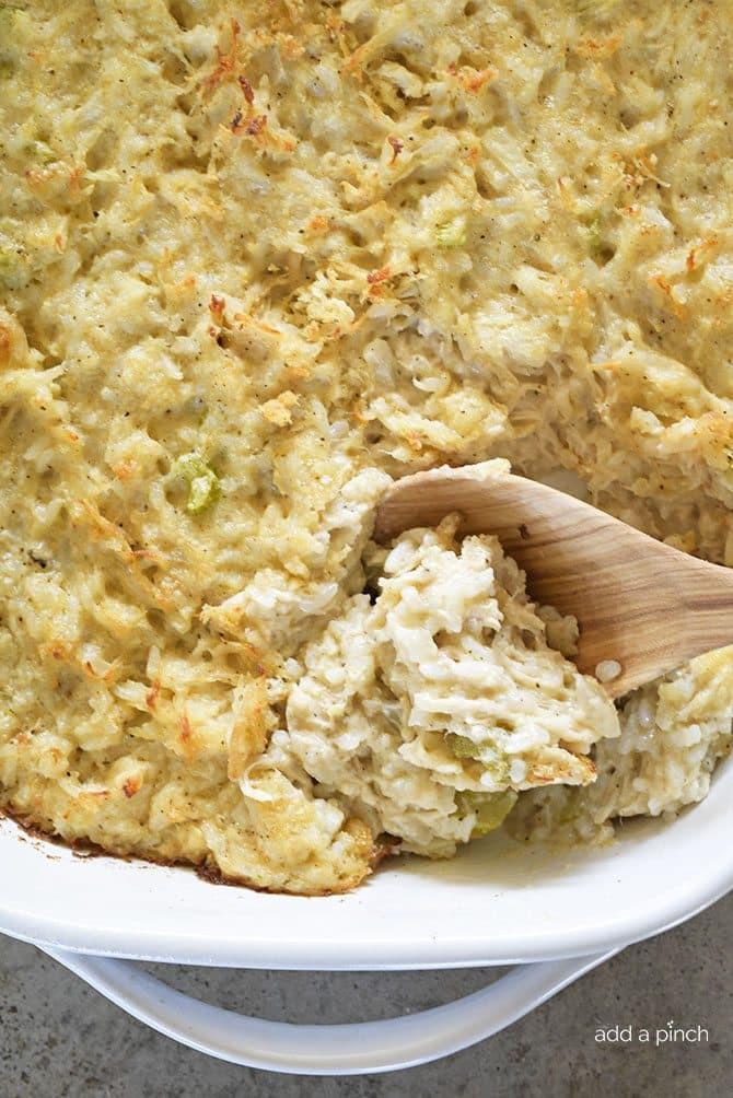 Cream Of Chicken And Rice Casserole  Chicken and Rice Casserole Recipe Add a Pinch