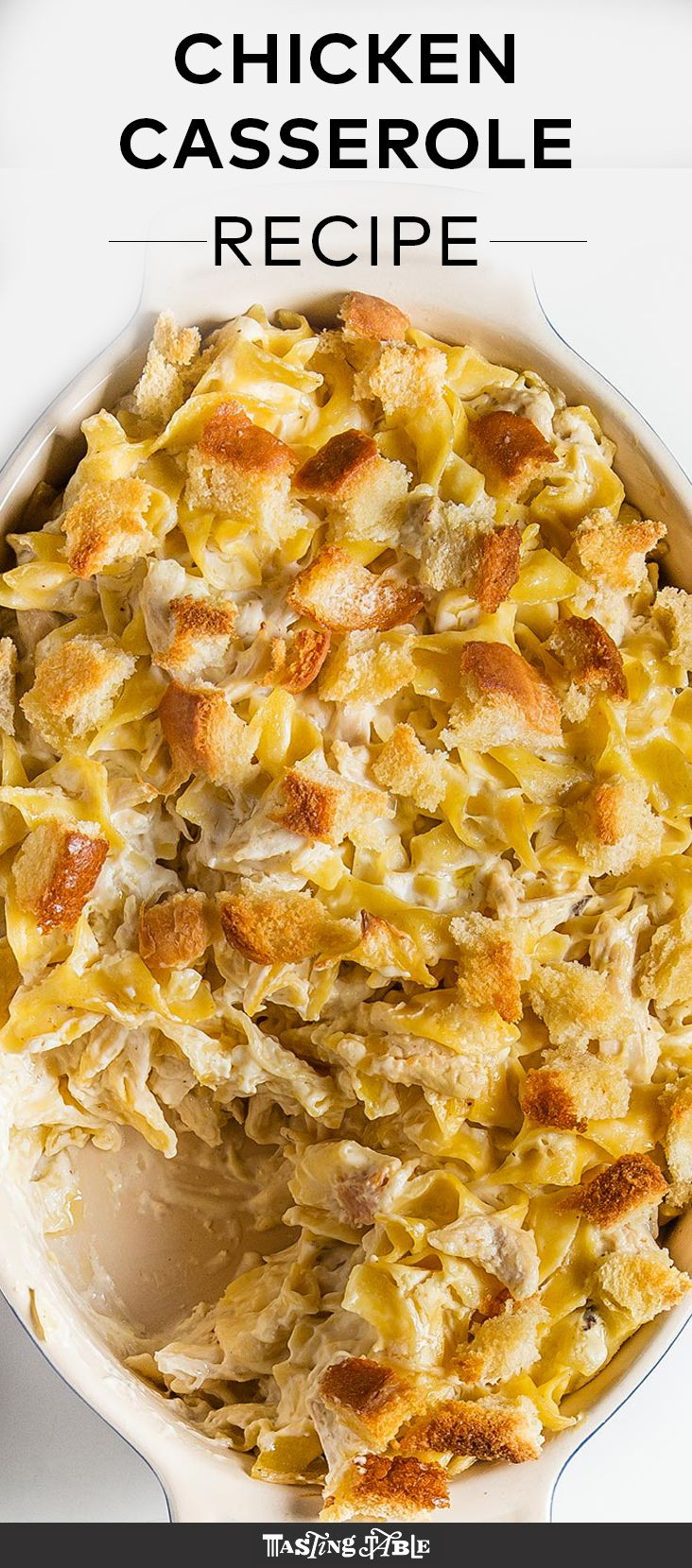 Cream Of Chicken Casserole  campbells chicken and rice casserole with cream of