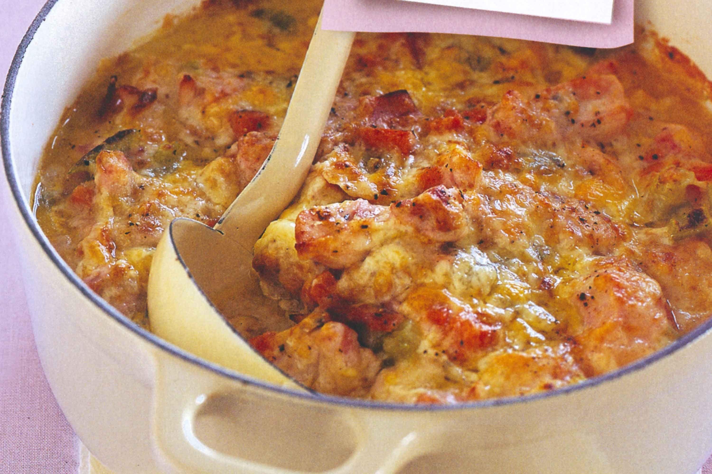 Cream Of Chicken Casserole  cream of celery baked chicken