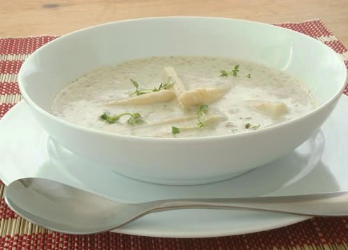 Cream Of Chicken Soup Ingredients  Creamy Chicken Mushroom Soup Recipe The Reluctant Gourmet
