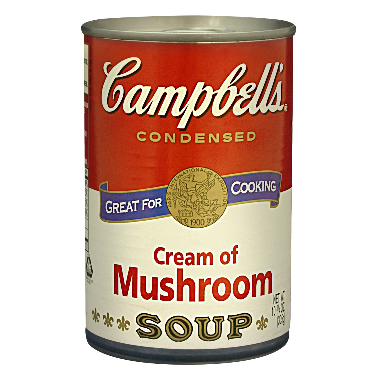 Cream Of Mushroom Gravy  Chop Steak Frozen Meal