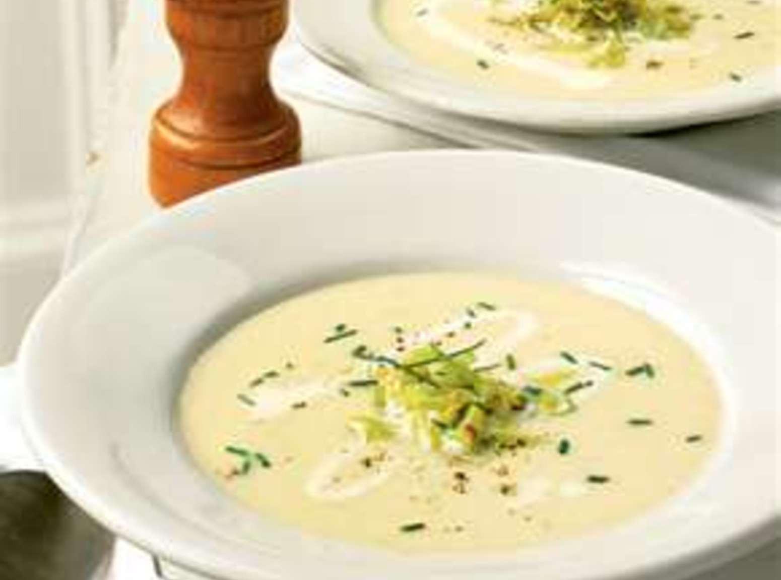 Cream Of Potato Soup  Cream Potato Soup Recipe 2