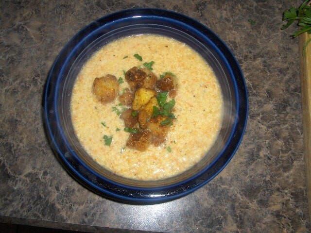 Cream Of Shrimp Soup  Cream of Shrimp Soup Recipe