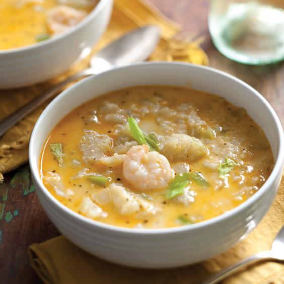 Cream Of Shrimp Soup  Cream of Mirliton and Shrimp Soup Louisiana Cookin