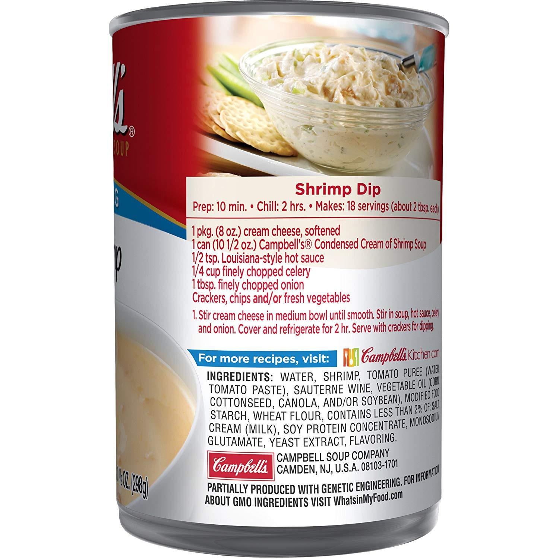 Cream Of Shrimp Soup  campbell cream of shrimp soup dip recipes
