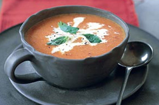 Cream Of Tomato Soup  Cream of tomato soup recipe goodtoknow