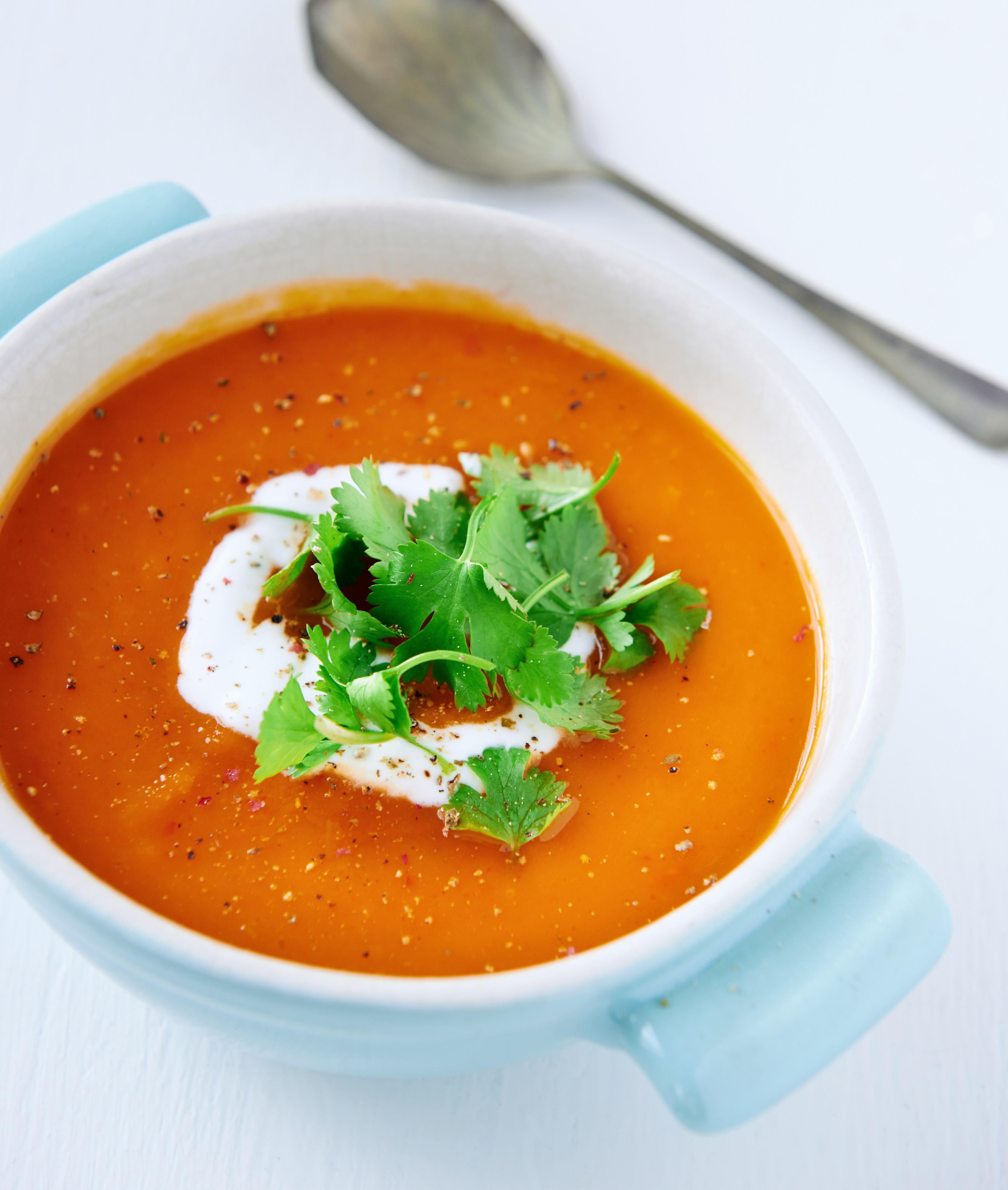 Cream Of Tomato Soup  Cream Tomato Soup BigOven
