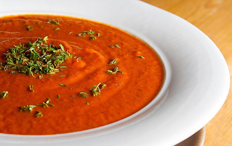 Cream Of Tomato Soup  Italian Cream of Tomato Soup Recipe The Heritage Cook