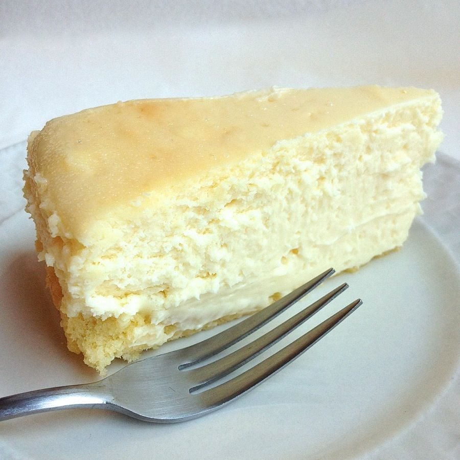Creamy Cheesecake Recipe  cheesecake recipe without sour cream