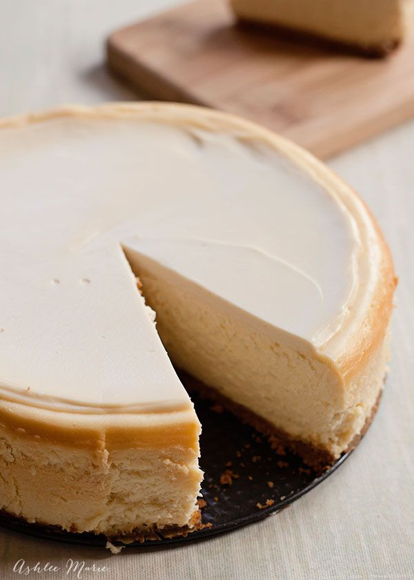 Creamy Cheesecake Recipe  creamy cheesecake recipe easy
