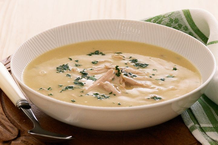 Creamy Chicken Soup Recipe  Cream of chicken soup