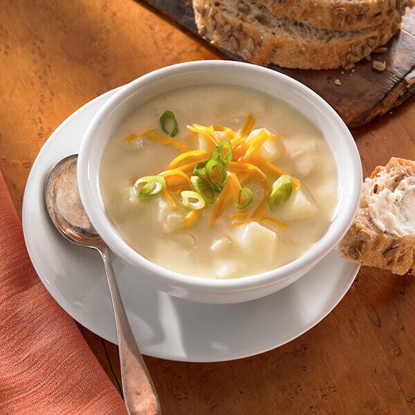 Creamy Potato Soup  Creamy Potato Soup Recipe