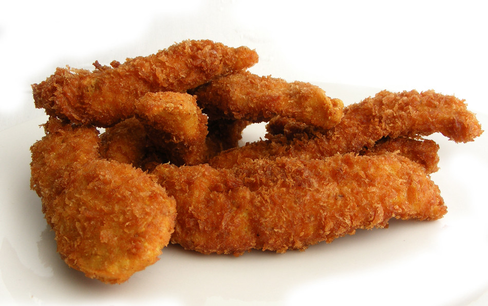 Crispy Fried Chicken Tenders  Chicken fingers