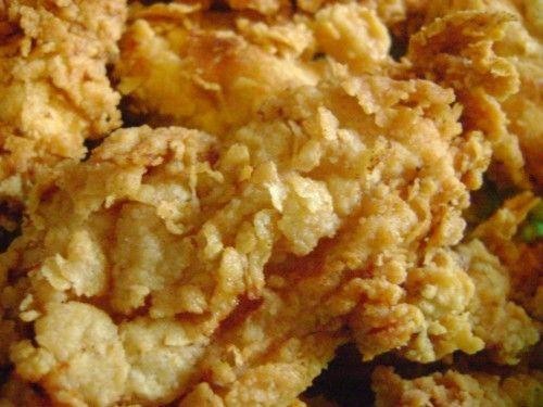 Crispy Fried Chicken Tenders  Perfect Crispy Chicken Tenders Recipe
