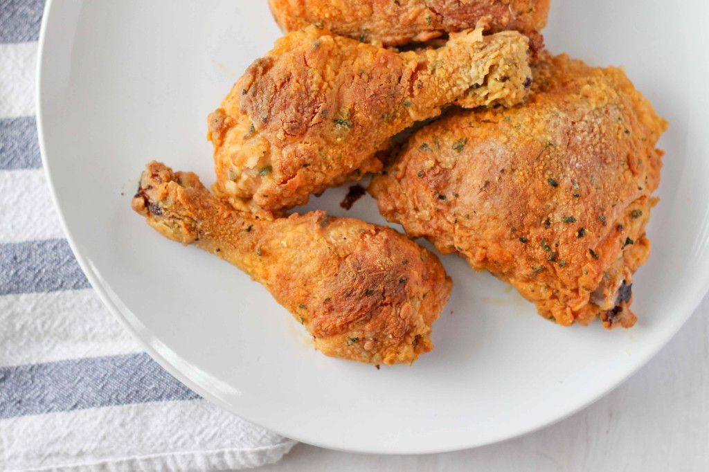 Crispy Oven Fried Chicken Recipe  CRISPY OVEN FRIED CHICKEN Jehan Can Cook