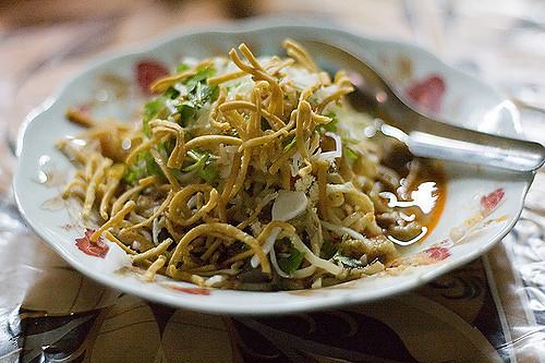 Crispy Rice Noodles  Crispy Rice Noodles