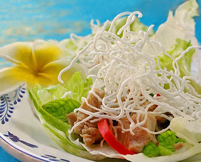 Crispy Rice Noodles  How to Make Thai Crispy Rice Noodles