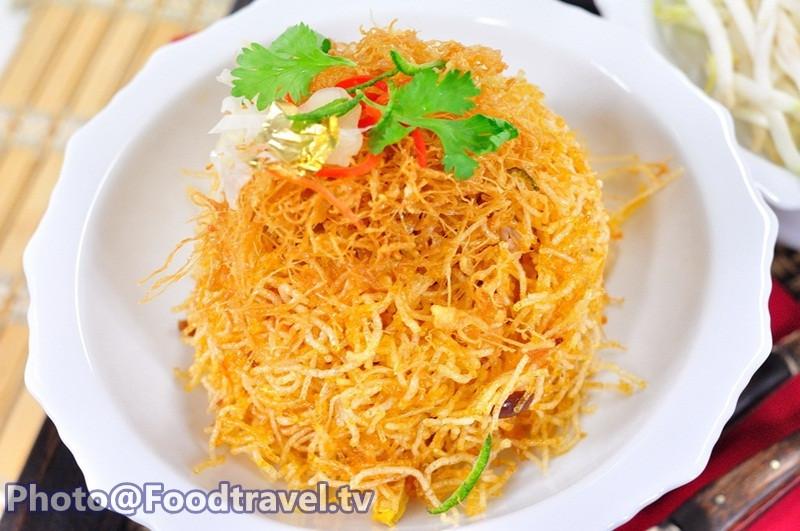 Crispy Rice Noodles  Mixed Crispy Rice Noodle Mee Grob Srong Kreung