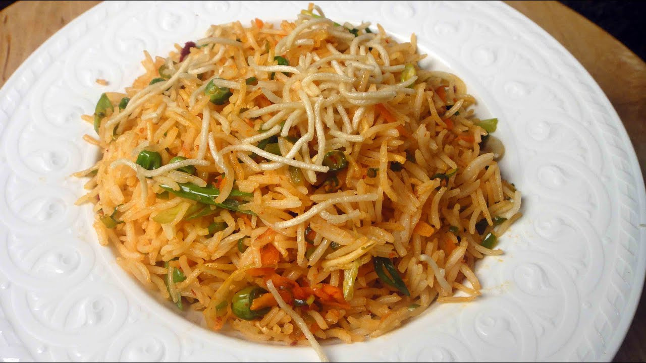 Crispy Rice Noodles  Crispy Noodle Rice