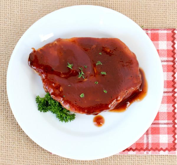 Crock Pot Bbq Pork Chops  Crockpot BBQ Coca Cola Pork Chops 3 Ingre nts The