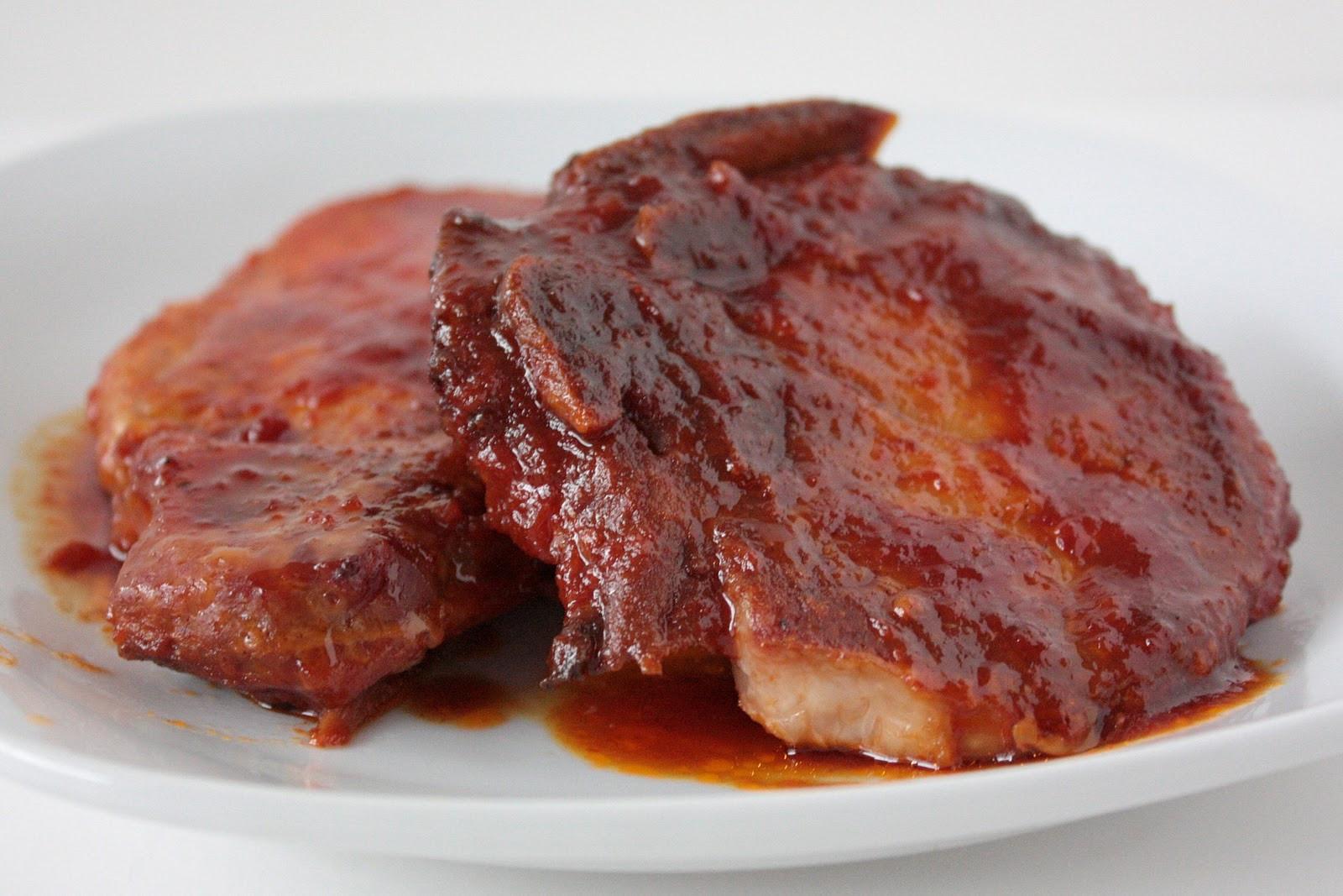 Crock Pot Bbq Pork Chops  Feeding My Picky Eaters Meal Plan Shopping the Freezer