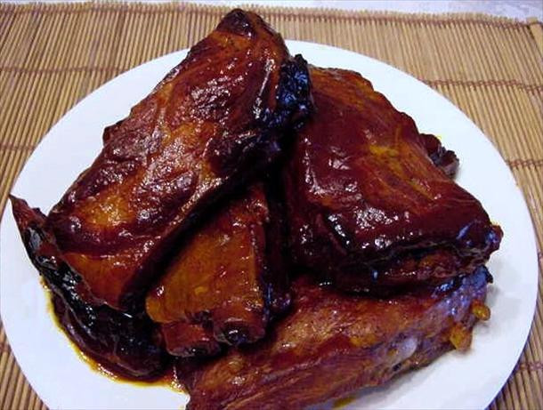Crock Pot Bbq Pork Chops  Frugal Franny Easy BBQ Pork Chops