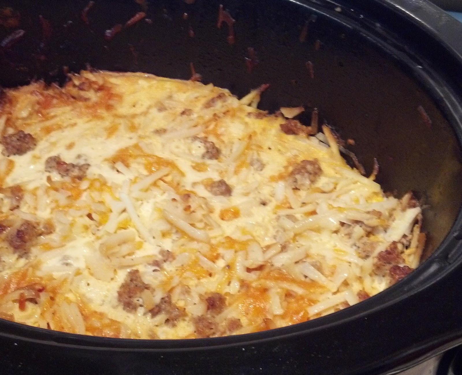 Crock Pot Breakfast Casseroles  CREATIVE TRAVEL MUGS BLOG Crock Pot Breakfast Casserole