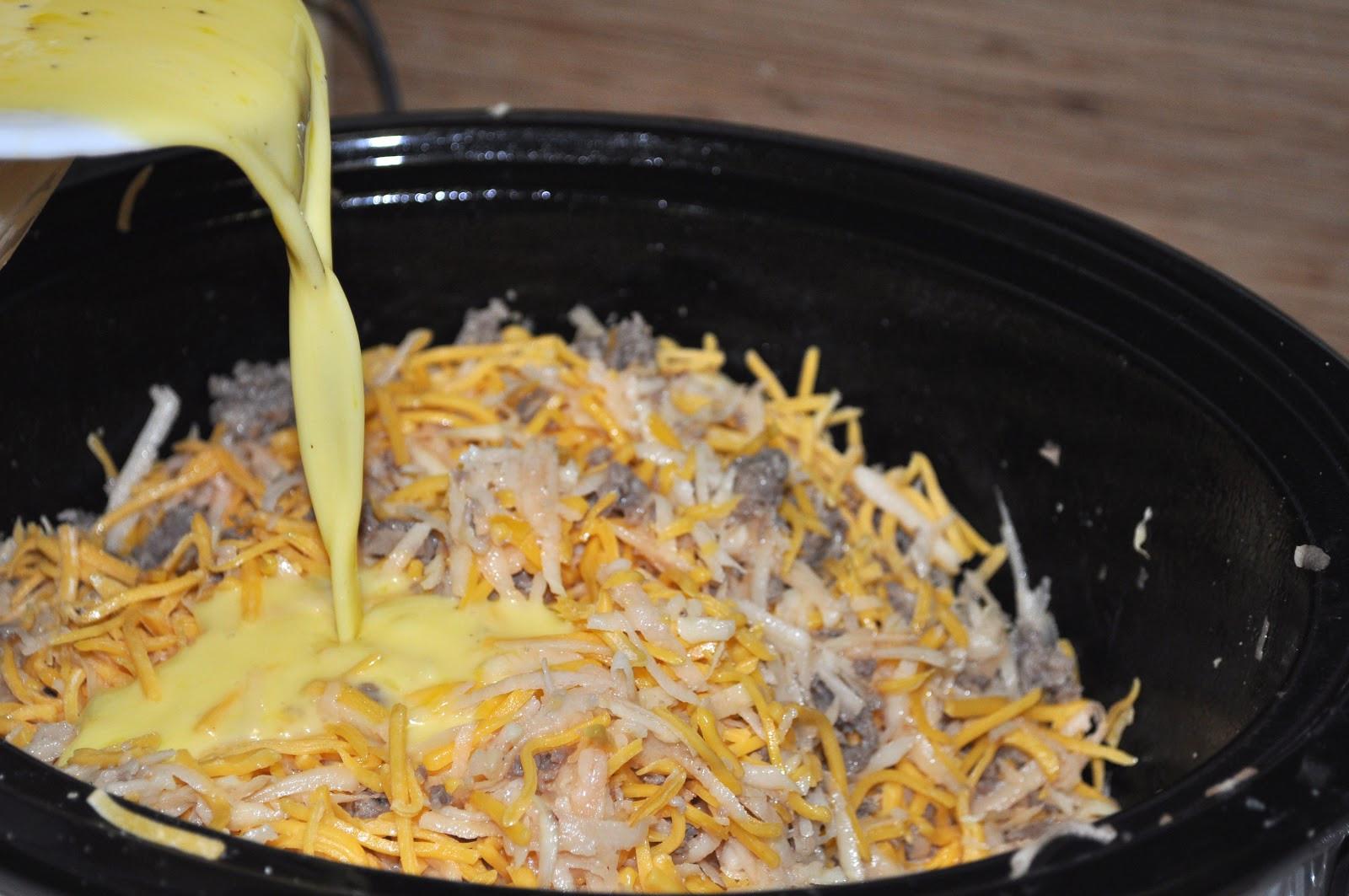 Crock Pot Breakfast Casseroles  Crock Pot Breakfast Casserole