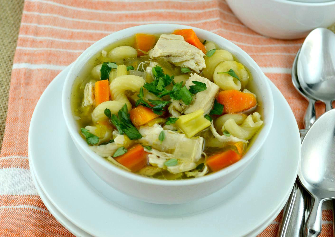 Crock Pot Chicken Soup  Crock Pot Chicken Noodle Soup Gonna Want Seconds