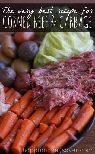 Crock Pot Corn Beef And Cabbage Recipes  Homemade Corned Beef and Cabbage Crock Pot Recipe