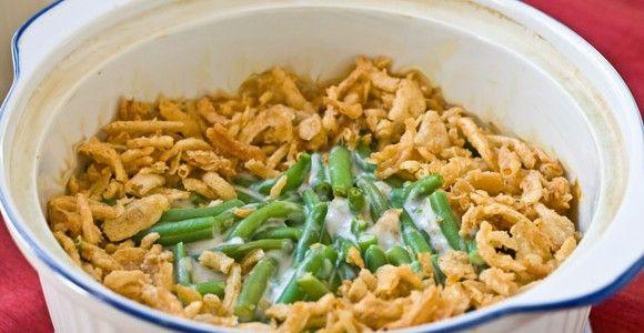 Crock Pot Green Bean Casserole  Green Bean Casserole in crock pot recipes