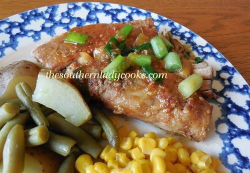 Crock Pot Pork Loin  CROCK POT SPICY PORK LOIN ROAST The Southern Lady Cooks