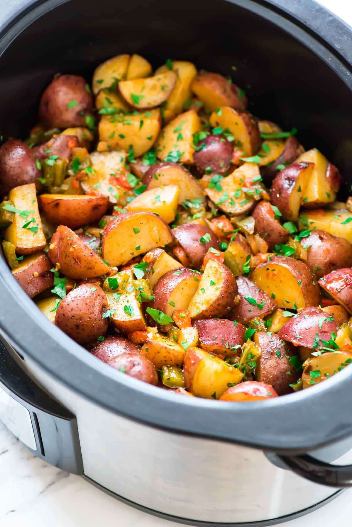 Crock Pot Potato Recipes  Crockpot Breakfast Potatoes