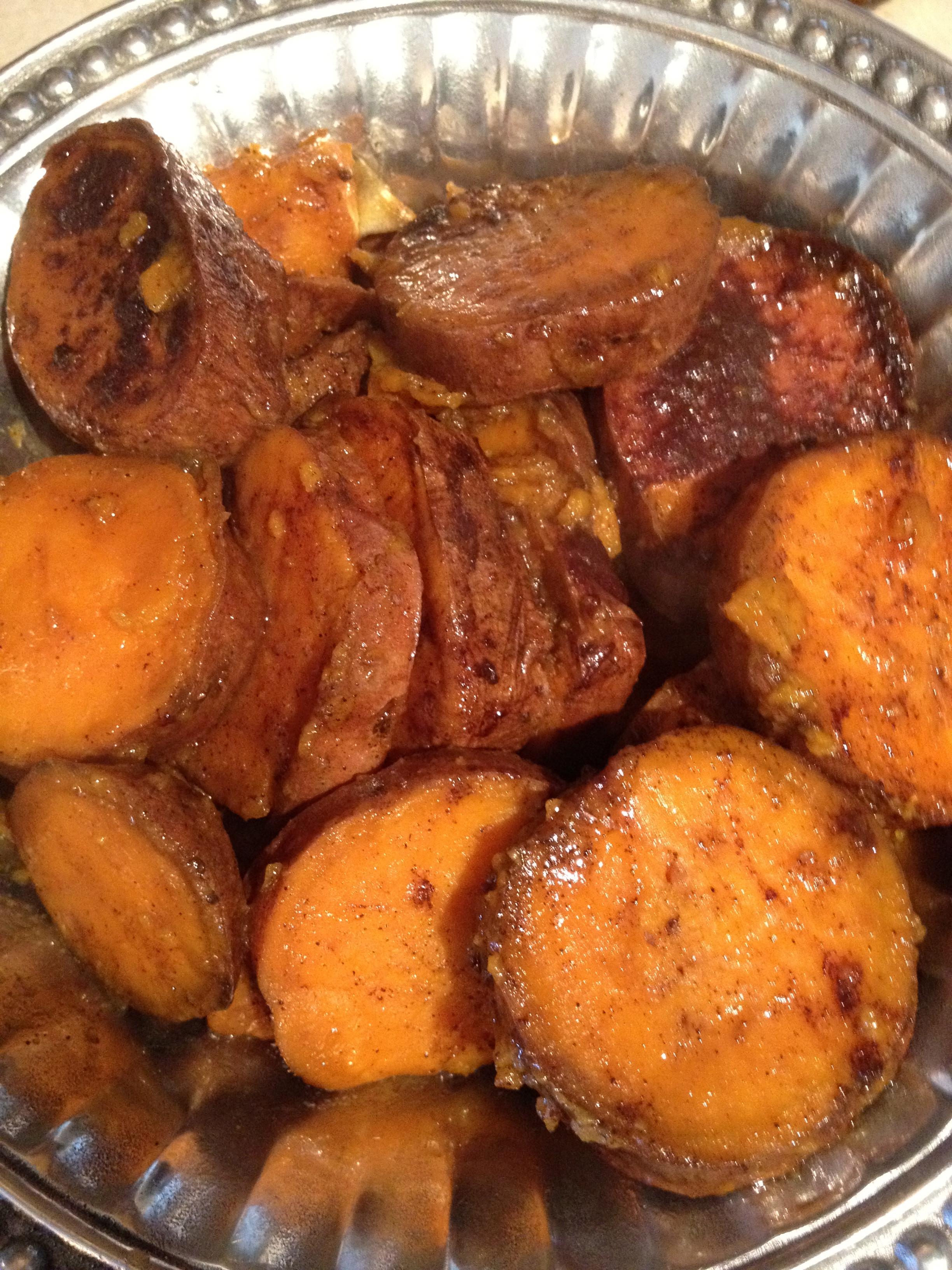 Crock Pot Potato Recipes  Crock Pot Slow Cooker Sweet Potatoes Recipes