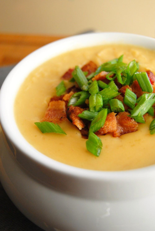 Crock Pot Potato Recipes  Nikki's Creamy Crock Pot Potato Soup Recipe Glorious
