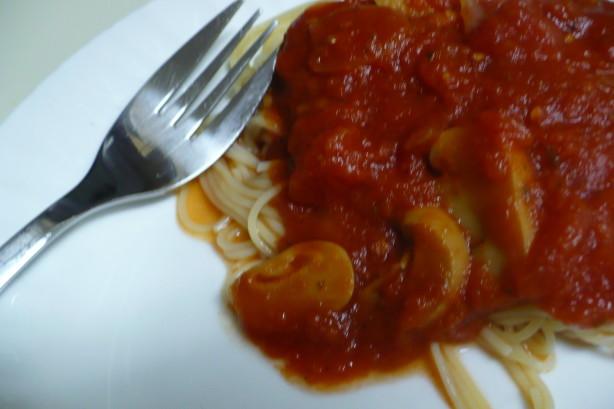 Crock Pot Spaghetti Sauce  Easy Low Fat Crock Pot Spaghetti Sauce Recipe Food